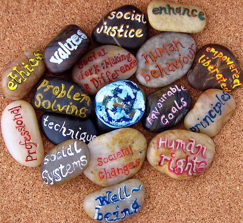 Purpose stones