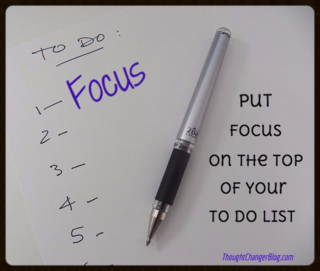 Focus To Do List