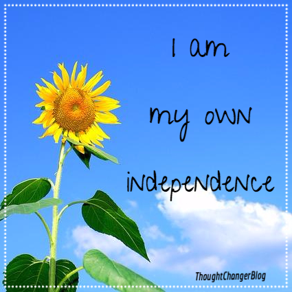 What is Your Personal Sense of Independence?