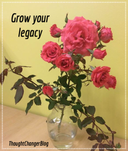 My Legacy bouquet